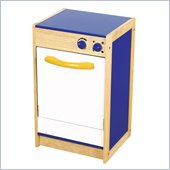 Guidecraft Hardwood Color-Bright Dishwasher