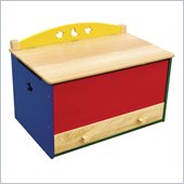 Guidecraft Moon and Stars Toy Box
