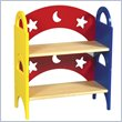 ADD TO YOUR SET: Guidecraft Moon and Stars - Stacking Bookshelf (Set of 2)