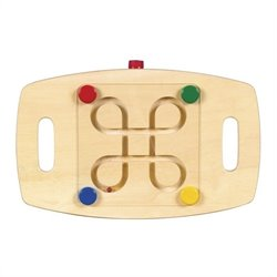 Guidecraft Marble Maze Balance Bases (Set of 3)