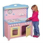 Guidecraft Hideaway Playtime Kitchen
