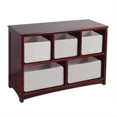Guidecraft Classic Espresso Bookshelf