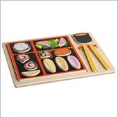 Guidecraft Sorting Food Tray: Japanese