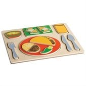 Guidecraft Sorting Food Tray: Mexican