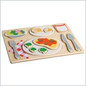Guidecraft Sorting Food Tray: Italian