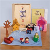 Guidecraft Steve Light Storybox: Hansel & Gretel