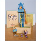 Guidecraft Steve Light Storybox: Rapunzel