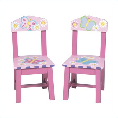 Guidecraft Butterfly Extra Chairs (Set of 2)