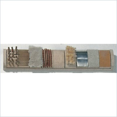 Guidecraft Beech Hardwood Tactile Bars (Set of 2)