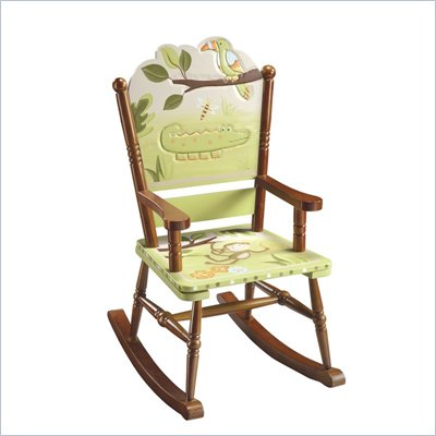 Guidecraft Hardwood Papagayo Rocking Chair
