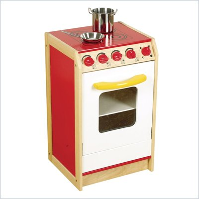 Guidecraft Hardwood Color-Bright Stove