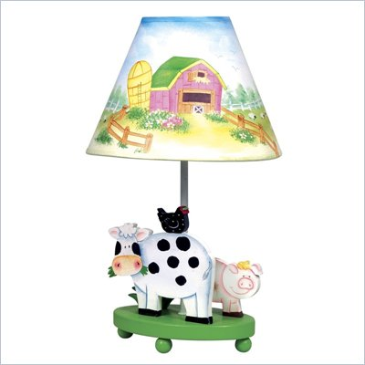 Guidecraft Little Farm House Lamp
