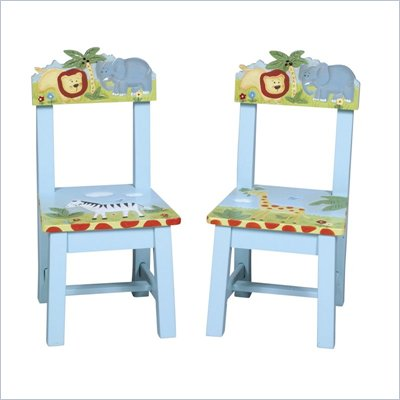 Guidecraft Safari Extra Chairs