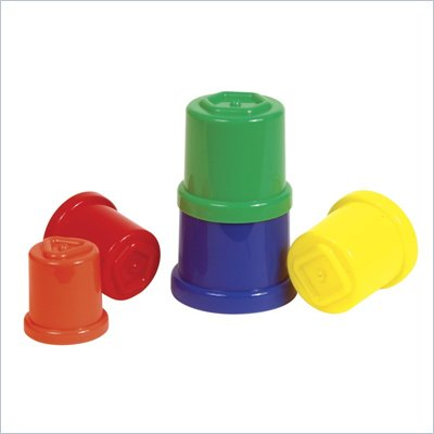 Guidecraft Stack'N Sort Cups