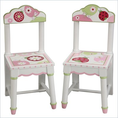Guidecraft Sweetie Pie Extra Set of Chairs