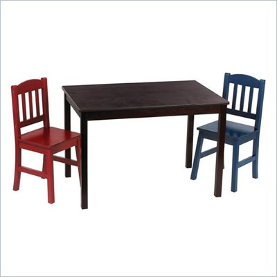 Guidecraft Discovery Kids Table and Chair Set