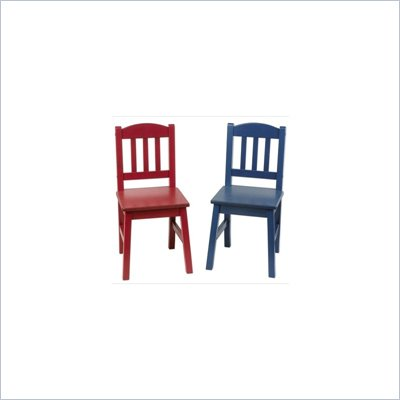 Guidecraft Discovery Chairs: Set of 2