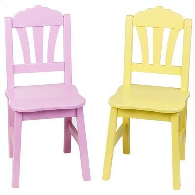 Guidecraft Harmony Chairs: Set of 2