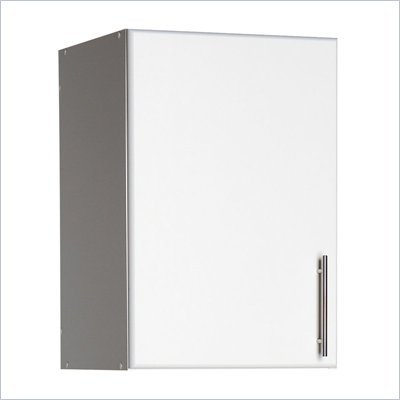 "Prepac Elite Storage 16"" Topper & Wall Cabinet with 1 door"
