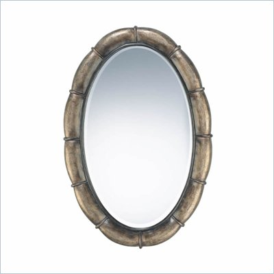 Minka Lighting La Cecilia Mirror Minka Lavery in Patina Iron