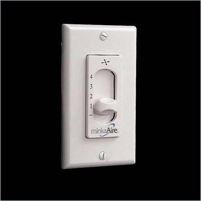 Minka Aire Speed Control Wall Remote System