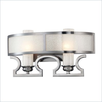 Metropolitan by Minka Castellina 2 Light Bath
