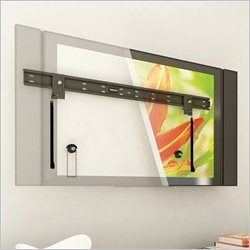 Sonax Low profile Panel Wall Mount in Black