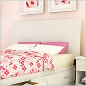 Sonax Frost White Hollow Core Full/Queen Headboard