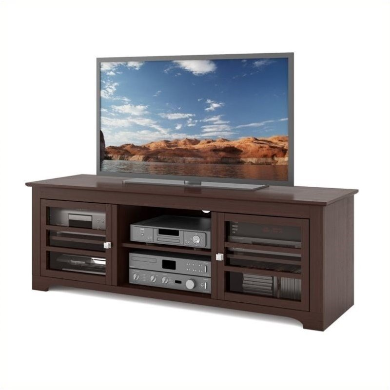 by CorLiving West Lake TV Stand in Dark Espresso