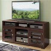 Sonax West Lake 60 Television Fireplace Bench