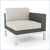 Sonax Beach Grove L Chair in River Rock Weave 