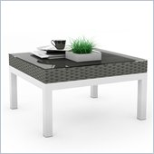 Sonax Beach Grove Table in River Rock Weave 