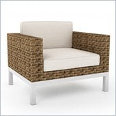 Sonax Beach Grove Chair in Saddle Strap Weave