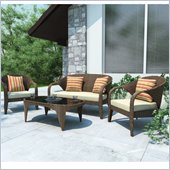 Sonax Harrison Patio Lounge Set