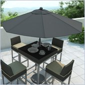 Sonax Umbrella in Charcoal Black