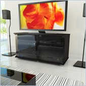Sonax Fiji Collection TV / Component Bench in Ravenwood Black
