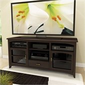 Sonax West Lake 60 TV / Component Stand in Dark Espresso