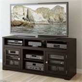 Sonax West Lake 60 Television Stand in Mocha Black