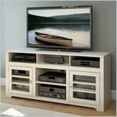 Sonax West Lake 60 Television Stand in Warm White