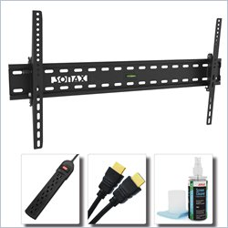Sonax Tilting Panel Wall Mount Kit in Black