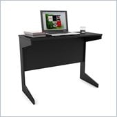 Sonax Slim Workspace Desk in Midnight Black