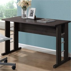 Sonax CorLiving Folio Desk in Rich Espresso