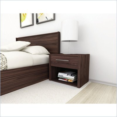 Sonax Contemporary Hollow Core Night Stand
