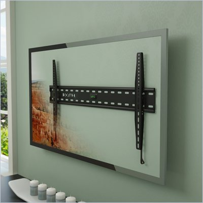 "Sonax E-0155-MP Fixed Low Profile Wall Mount for 32"" - 65"" TVs"