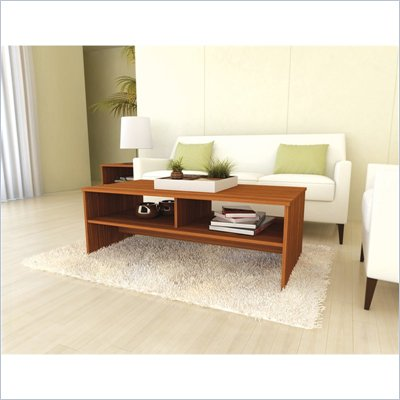 Sonax Contemporary Eternity Walnut Coffee Table