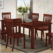 Boraam Grantsville Dining Table in Cherry
