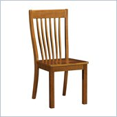 Boraam Grantsville Dining Chair in Fruitwood (Set of 2)