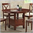 ADD TO YOUR SET: Boraam Madison Dining Table in Cherry