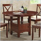 Boraam Madison Dining Table in Cherry