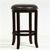 "Boraam Cordova 24"" Swivel Bar Stool in Cappuccino"